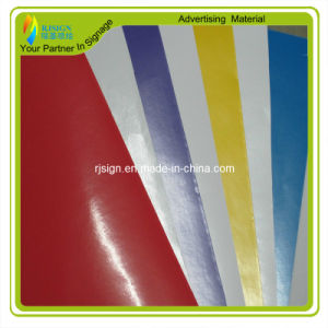 PVC Self Adhesive Vinyl, Stick, Car Cover for Advertising pictures & photos