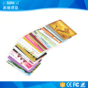 Hotel 13.56MHz Chips Key System RFID Smart Card pictures & photos