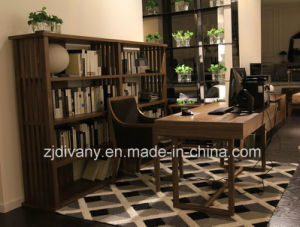 Modern Style Home Desk Solid Wood Computer Desk (SD-28) pictures & photos