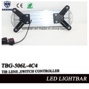 Safety Guard Car Top Mount LED Light Bars (TBG-506L-4C AMBER) pictures & photos