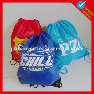 Promotional Printing Drawstring Pack Bag pictures & photos