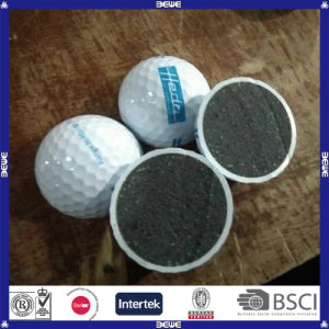 Customized 2 Piece Driving Range Golf Ball pictures & photos