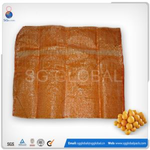 Hot Sale 50*80cm Tubular PP Mesh Bags for Packaging Onions pictures & photos