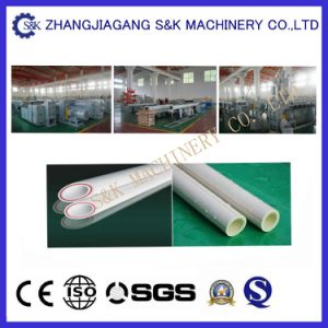 PVC Pipe Production Line with Double Cavity pictures & photos