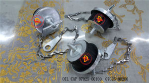Komatus Excavator Parts Oil Cap for S6d125 (07025-00100) pictures & photos