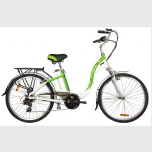 "26"" 36V 300W Rear Motor Li-ion Power Electric Bike (LN26C05)"