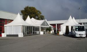 5X5m Outdoor Show Tent Pagoda pictures & photos