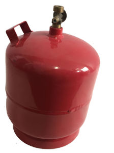 Empty Gas Refillable 3kg LPG Gas Tank Production Line (AS-LPG-3KGC) pictures & photos