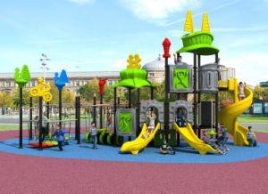 New Design Manufacturer for Children Kids Outdoor/Indoor Playground Big Slides for Sale Sports Series New Moedels 2016 pictures & photos