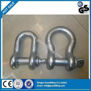 Us Type G209 Bow Type Screw Pin Anchor Shackle pictures & photos