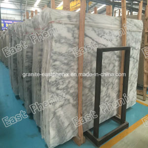 Natural Crystal White Marble Stone Slab pictures & photos