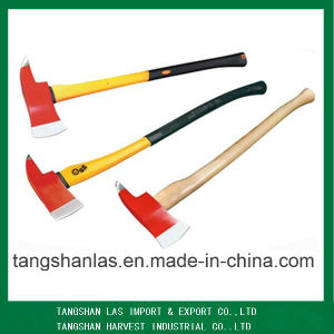 Axe Hand Tool for Cuting Carbon Steel Axe with Handle pictures & photos