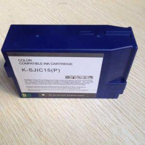 Sjic15 (P) Compatible Ink Cartridge for Epson TM-C3400-Lt; TM C3400, C610 pictures & photos