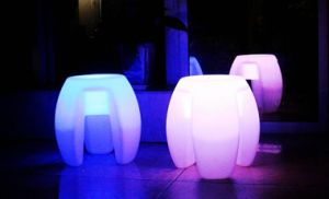 LED Bar Furniture Illuminated Waterproof LED Chair (H011) pictures & photos