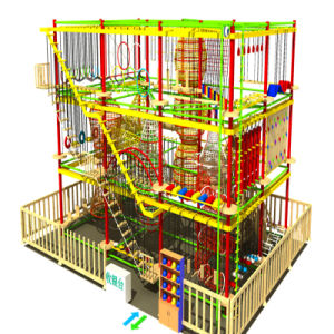 Fantastic Commercial Children Indoor Playground pictures & photos
