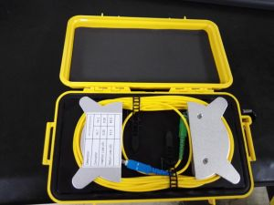 Competitive OTDR Fiber Optic Launch Cable, OTDR Dead Zone Eliminator pictures & photos