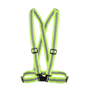 Hot Sale 3m Reflective Elastic Tape with Buckle Closure