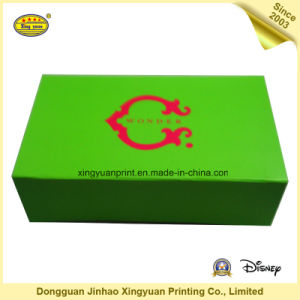Hard Cardboard Paper Packaging Box for Gift (JHXY-PB0007) pictures & photos