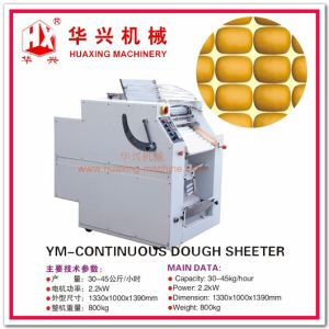 Ym-Continuous Dough Sheeter (Sheeting Machine For Bun/Bread) pictures & photos