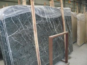 Hang Grey Marble Slab for Countertops and Building Materials