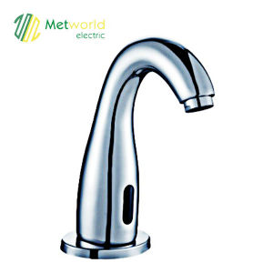 Chrome Induction Automatic Faucet Hsd 2082 pictures & photos
