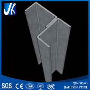 Galvanized Steel Welded Fabricated Work Welded Channel 90 Degree pictures & photos