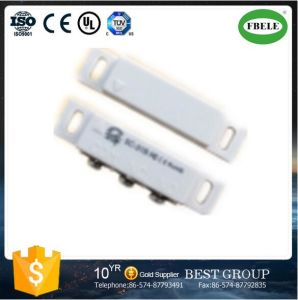 Magnetic Contact Switch Magnetic Door Sensor Surface Mount Contact with Screw Terminals pictures & photos