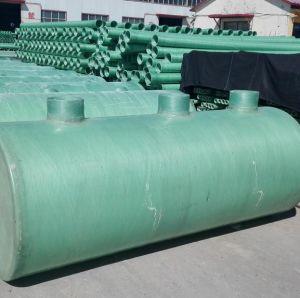 Customized FRP Fiberglass Septic Tank pictures & photos