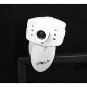 Populared 0.3megapixel 1/4 CMOS WiFi Camera with Bracket (SX-WF32) pictures & photos
