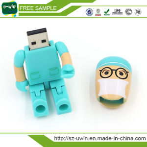 USB Pen Drive 8GB USB Flash Drive (uwin-009) pictures & photos