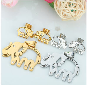 Fashion Jewelry Set Stainless Steel Jewelry Earrings Pendants (hdx1132) pictures & photos