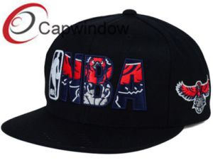Black Many Embroidered Fashion Leisure Baseball/ Snapback Hat (01196) pictures & photos