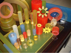 PU Parts Customized According to The Buyer Drawing, Polyurethane Parts pictures & photos