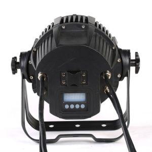 18X12W RGBWA 5in1 PAR LED IP65 Waterproof PAR Stage Flood Building PAR Light pictures & photos
