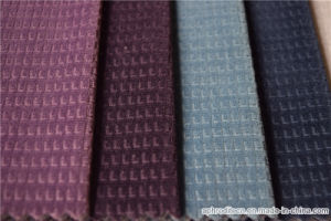 Textile Woven Polyester Jacquard Upholstery Velour Sofa Fabric pictures & photos