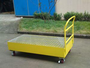 Westco Mobile Steel Spill Pallet