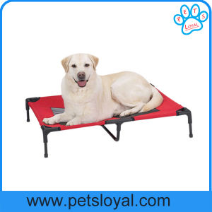Pet Product Supply Oxford Outdoor Elevated Pet Dog Bed pictures & photos