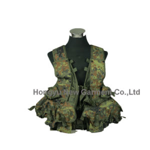 Military Gear Digital Camouflage Tactical Vest for Army (HY-V048) pictures & photos