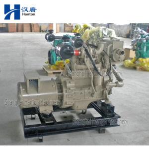Cummins marine auxiliary diesel motor engine 4BTA3.9-GM for generator pictures & photos