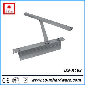 Safety Popular Designs Aluminium Alloy Glass Door Accessories (DS-K168) pictures & photos