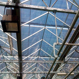 China Agriculture Inside Shading System Greenhouse pictures & photos