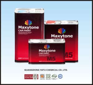 Maxytone M5 Clear Coat Kit for Auto Refinish with Rich Gloss pictures & photos