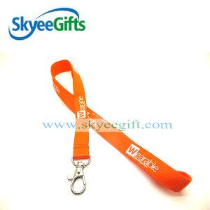 Lanyard with Metal Badge and ID Holder pictures & photos