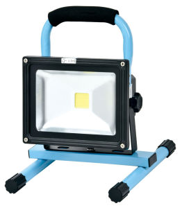 10W AC85-265V Rechargeable Flood Light LED Light pictures & photos