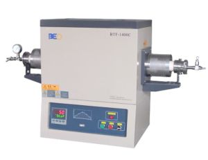 1400c High-Temperature Tube Furnace for Laboratory Equipment Btf-1400c