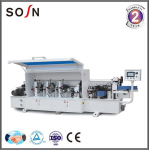 Woodworking Machinery Automatic PVC Edge Banding Machine +86-15166679830 pictures & photos