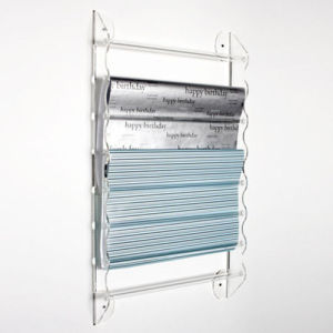 Acrylic Display Stand/Acrylic Wall Mounter Display Rack (WR-18) pictures & photos