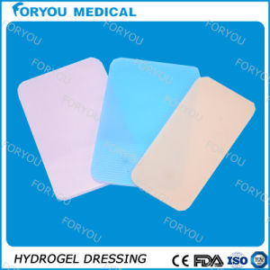 Wound Scar Removal Silicone Sheet Scar Dressing pictures & photos