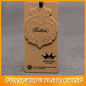 Kraft Paper Hang Tags (BLF-T099) pictures & photos