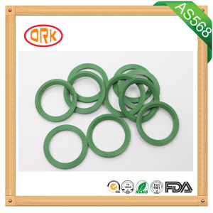 Colored Silicone Good Tensile Rubber Gasket pictures & photos